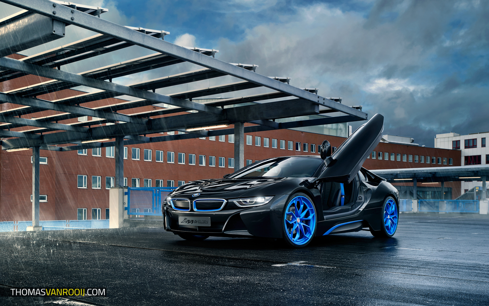 1_Thomas van Rooij Photography Fotografie BMW i8