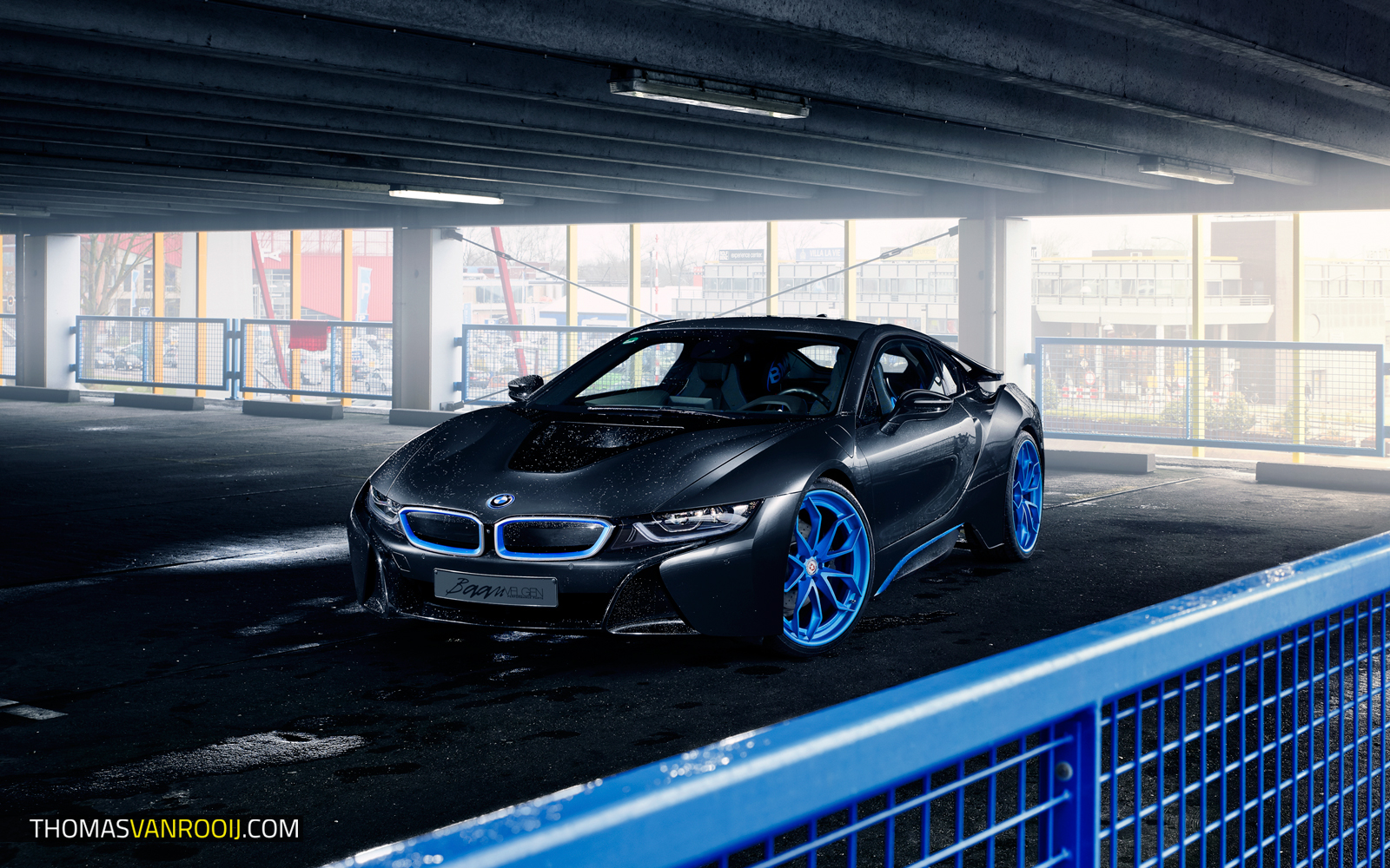 3_Thomas van Rooij Photography Fotografie BMW i8