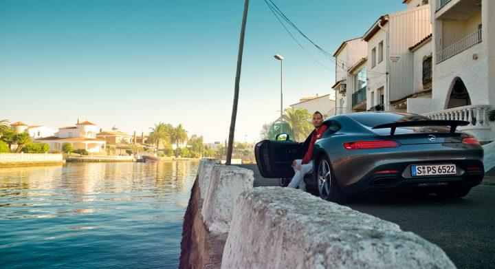 Behind the Scenes Mercedes-AMG GT S Roadtrip Thomas van Rooij Photography
