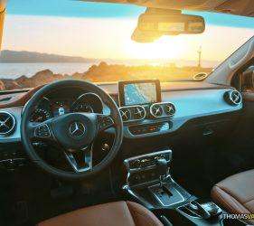 Mercedes-Benz X-Class Croatia Roadtrip